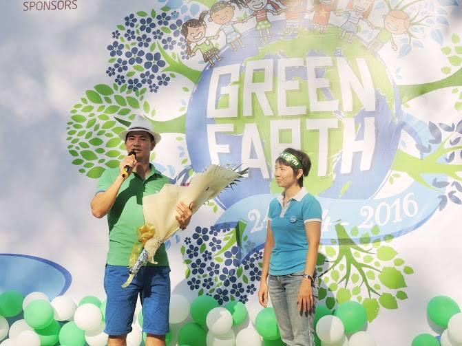 Công ty ALMA - Green Earth 2016
